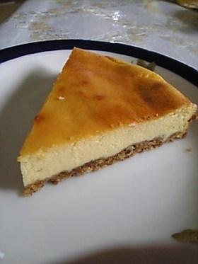 超ヘルシー!豆乳チーズケーキ