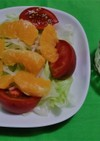 もやしとレタスのサラダ(夏バージョン)