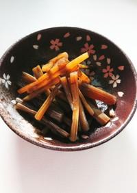 ※伽羅蕗(きゃらぶき) フキの佃煮