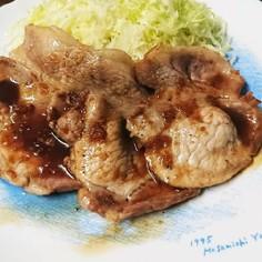 簡単☆豚の生姜焼き 自家製タレ