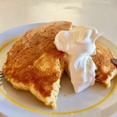 糖質制限 大豆粉ホットケーキ