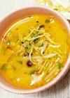 脂肪燃焼!ダイエットに!旨辛簡単スープ