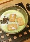 簡単♪乾パンで抹茶しるこ+ドリンク2種