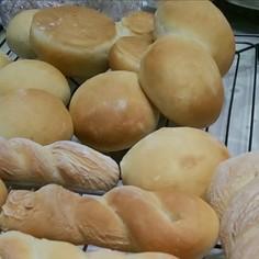 さわやかな風味のスペルト小麦パン