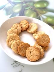 HMと少ない材料で♫簡単15分クッキーの写真