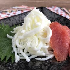 【江戸の味】純白の白髪卵