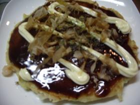 関西人のお好み焼き