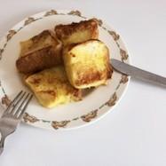 【簡単】材料4つ♡幸せのフレンチトースト