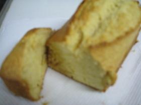大人のマーマレードケーキ