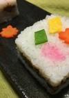【行事食】9月敬老の日さんまの押し寿司