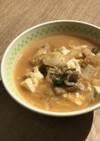 豆腐チゲ ♪大和市学校給食