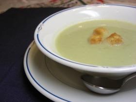 キャベツだけのスピードスープ