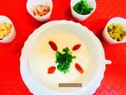 塩酒粕と豆乳で旨♪鹹豆漿風豆乳スープの写真