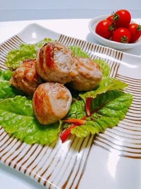 【野菜ソムリエ】肉巻きミニトマト