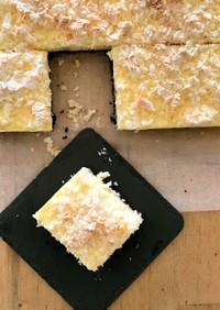 ダブルチーズのNYチーズケーキ