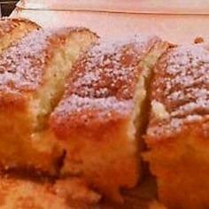 林檎のふんわりケーキ