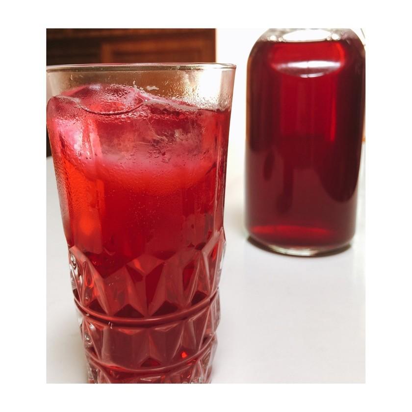簡単☆美味しい紫蘇ジュース(5分煮出し)