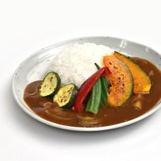 保温調理で夏野菜カレー ほっとクック