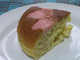 キャンベルスープde蒸しパン