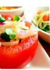 トマトカップサラダ