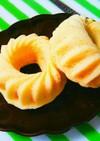 低糖質!おから蒸しケーキ(バニラ)