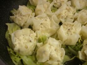★豆腐と鶏ひき肉のシュウマイ★