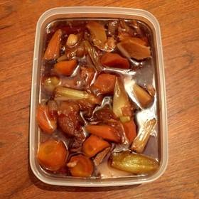 夏におすすめ☆炊飯器で作る!  豚の角煮