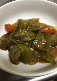 オイスター夏野菜カレー