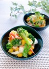 卵とブロッコリーのヘルシー★サラダ