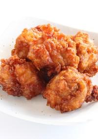 【極めしょうがだれ】鶏のから揚げ