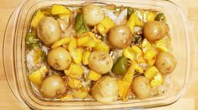バカリャウ(鱈 タラ)のポルトガル風料理