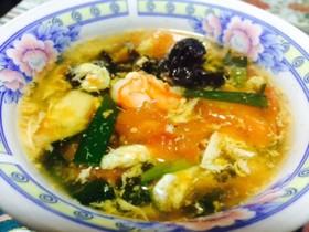 サンラータン(中華風スープ)