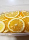 大根のメイヤーレモン漬け