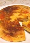 【簡単】炊飯器料理♪スペイン風オムレツ