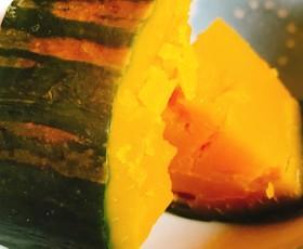 昆布だしと海塩のホクホクかぼちゃの煮付け