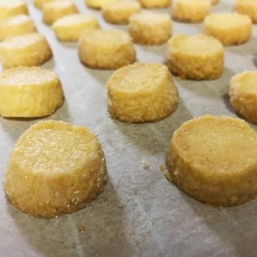 サクサク アイスボックスクッキー