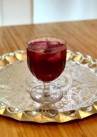 赤ジソの健康ビネガージュース