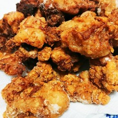 【中華風】鶏の唐揚げ