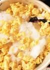 簡単!離乳食完了期の油揚げ入り炒り卵