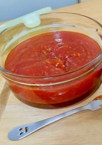 甘酸っぱくておいしい夏のトマトジャム