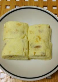 梅味の卵焼き