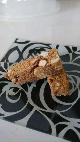 【糖質制限】おからきな粉のナッツクッキー