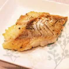 味付け簡単☆白身魚のチーズソテー