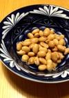 【炊飯器】少量〜節分の炒り豆で大豆の水煮