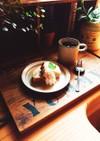 バナナと胡桃のパウンドケーキ♪