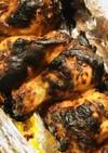 カレー粉&オーロラソースの手羽タンドリー