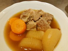 塩麹豚と根菜のスープ煮