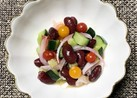 金時豆のサラダ