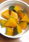 薄味♪素朴な味♪レンジでかぼちゃの煮付け
