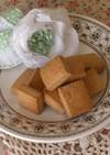 メープル+シナモン+きなこバタークッキー